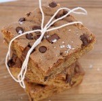Chocolate Chip Brown Butter Blondies
